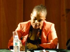 République et égalité des droits: rencontre avec ChristianeTaubira