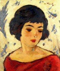 Le plus grand rêve d'Andra serait de faire connaître en France les célèbres portraits de Nicolae Tonitza