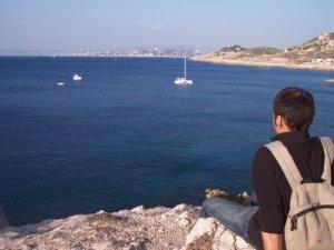 Le premier contact d'Ovidiu avec la France a eu lieu à Marseille