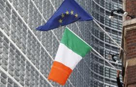 L'ambassadeur d'Irlande à la Maison del'Europe