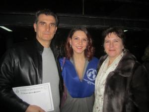 Arrivée en Espagne à l'âge de 13 ans, Diana est diplômée en biologie à l'Université de Valence
