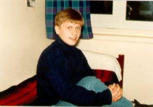 En 1993, Vasile est venu étudier en France, dans le cadre du programme Tempus