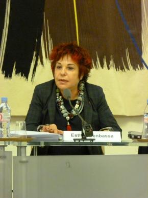 Prostitution: la sénatrice Esther Benbassa contre « une énième pénalisation»