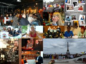 Un an de Café des Roumains!