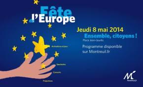 Le 8 mai on fêtel'Europe