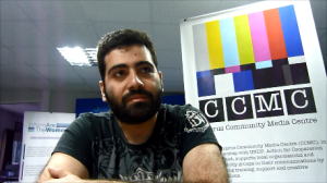 """""""Seul un sur dix Chypriotes s'engage dans le monde associatif ou l'entrepreneuriat et on retrouve toujours les mêmes personnes"""""""