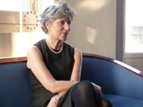 """""""Nos ressources en Europe ce sont les hommes et les femmes"""" Rencontre avec Anne Houtman, Commission européenne enFrance"""
