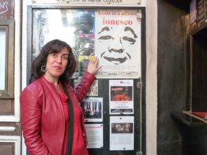 """""""Depuis Eugène Ionesco, il n'y a pas eu de dramaturge européen qui soit joué sur les grandes scènes américaines"""""""