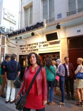 """Saviana Stanescu : """"C'est à New York que j'ai réellement saisi monidentité"""""""