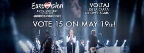 Eurovision 2015 : Voltaj en lice pour la grandefinale