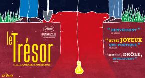 Sortie cinéma : Le Trésor de CorneliuPorumboiu