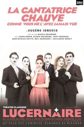 Théâtre d'Europe de l'Est : le Lucernaireinvite