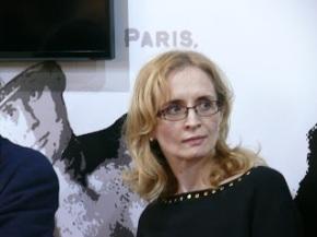 Cristina Hermeziu, l'ambassadrice du livreroumain