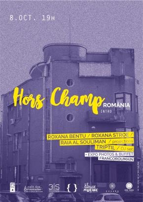 Rencontres Hors Champ : la Roumanie se dévoile àBordeaux