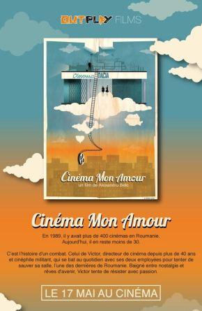 «Cinéma, mon amour» de AlexandruBelc