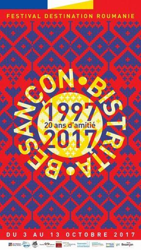 Festival Destination Roumanie : 20 ans d'amitié franco-roumaine àBesançon
